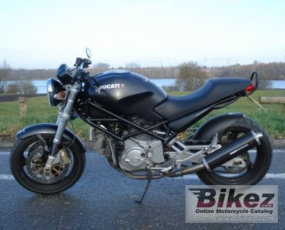 Ducati Monster Ie Review
