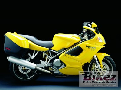 2003 Ducati ST4