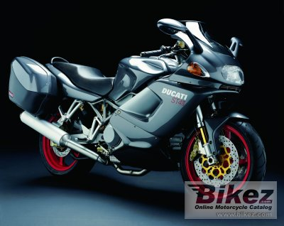 2003 Ducati ST4S ABS