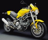 2004 Ducati Monster 1000 S i.e. photo