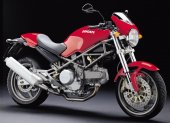 2004 Ducati Monster 620 i.e. photo