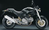 2004 Ducati Monster 620 i.e. Dark photo