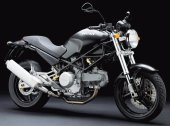2004 Ducati Monster 620 i.e. Dark Single Disc photo