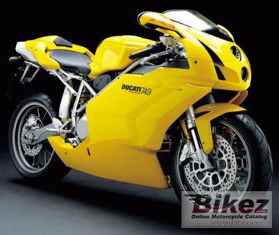 2004 Ducati 749