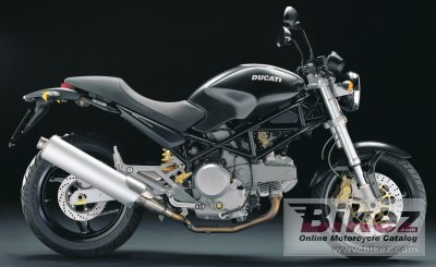 2004 Ducati Monster 620 i.e. Dark