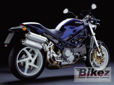2004 ducati monster s4 r specifications and pictures. Black Bedroom Furniture Sets. Home Design Ideas