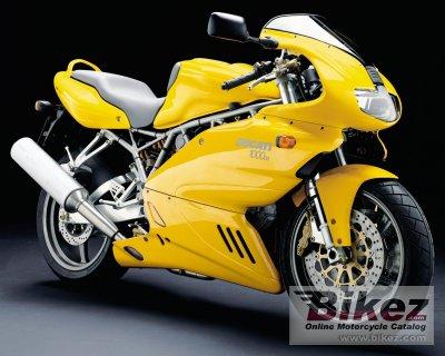 2004 Ducati Supersport 1000 DS