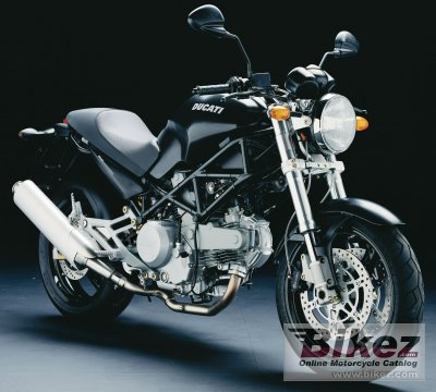 2005 Ducati Monster 620 Dark photo