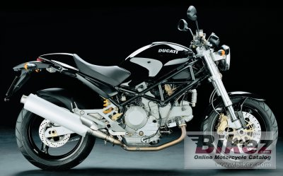 2005 Ducati Monster 1000 photo