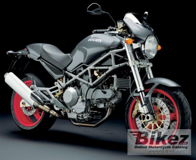 2005 Ducati Monster 1000 S photo