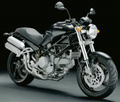 2005 Ducati Monster S2R Dark photo