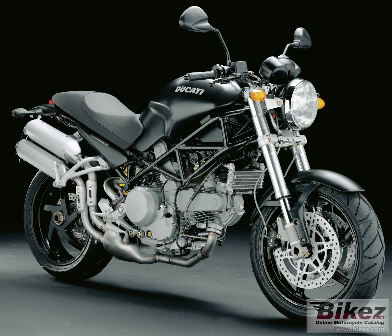 Ducati Monster S2R Dark