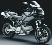 2005 Ducati Multistrada 620 Dark photo