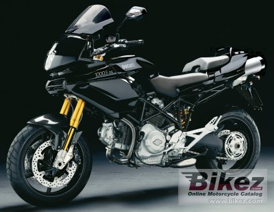 2005 Ducati Multistrada 1000S DS photo