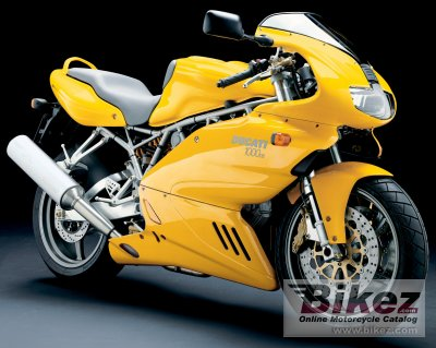 2005 Ducati Supersport 1000 DS photo
