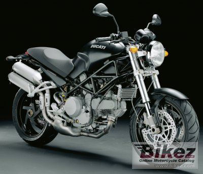 2005 Ducati Monster S2R Dark
