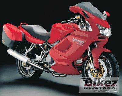 2005 Ducati ST4 S