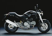 2006 Ducati Monster 620 Dark photo