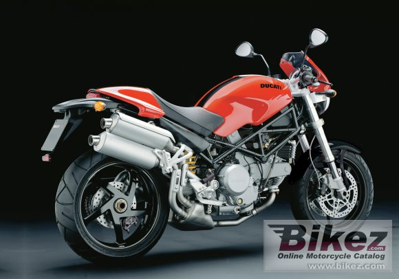 2006 Ducati Monster SR2