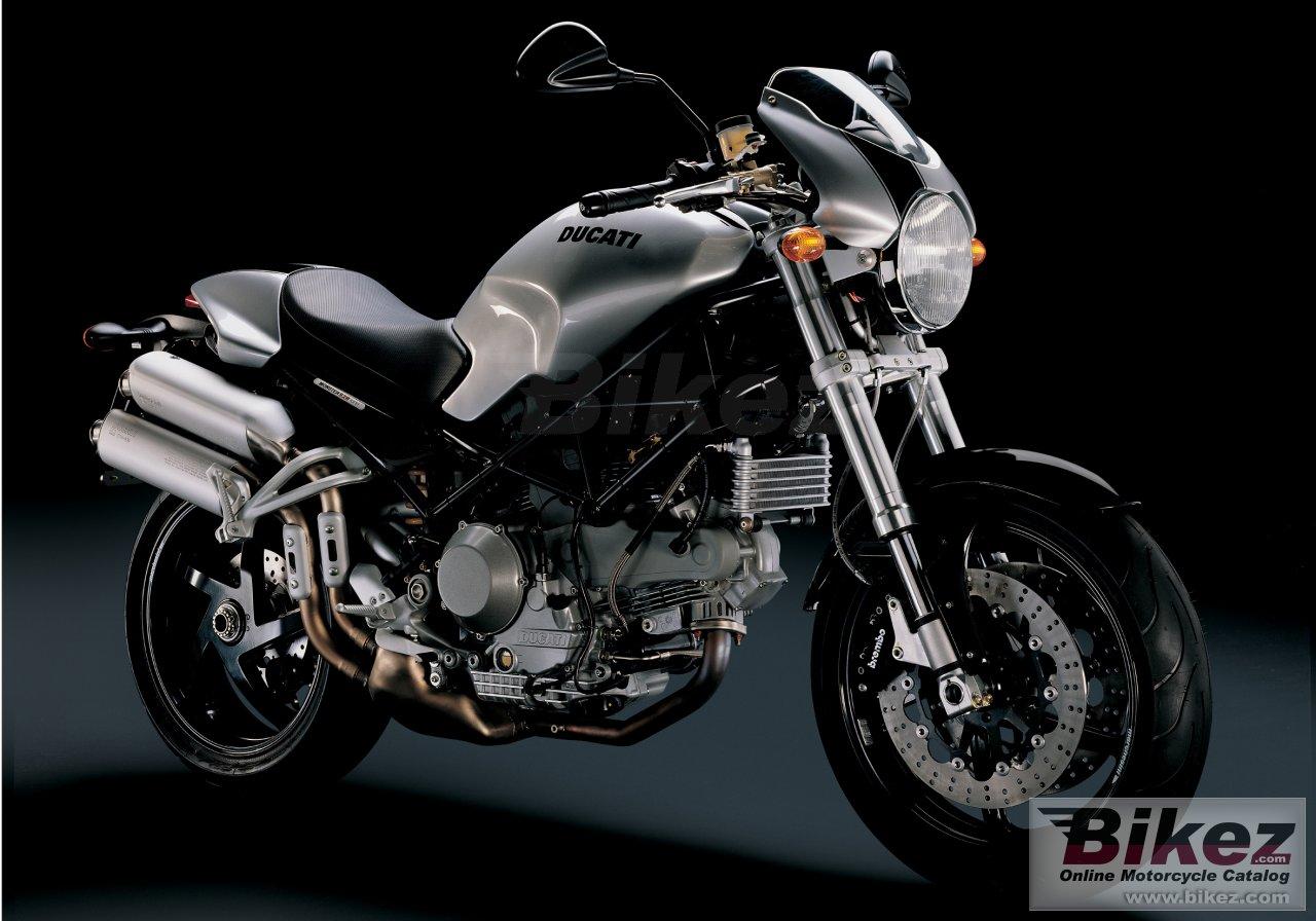 Ducati Sr Monster