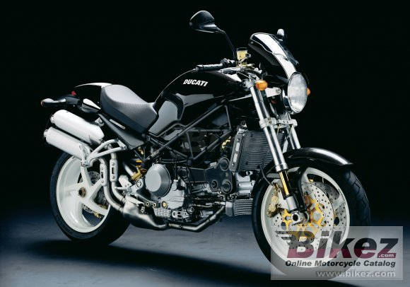 2006 Ducati Monster S4R photo