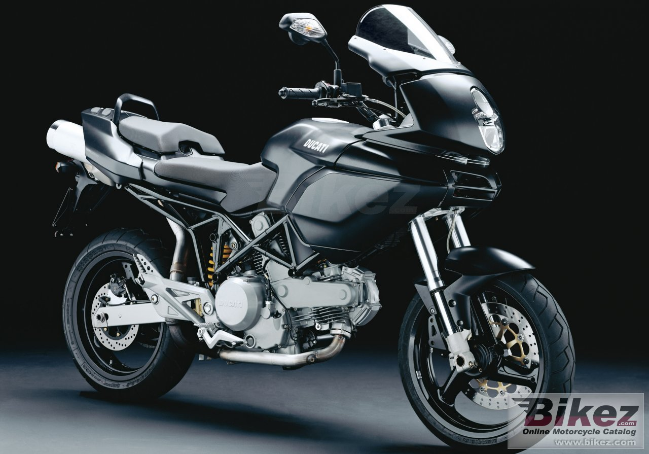 Ducati Multistada 620 Dark