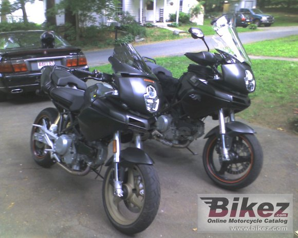 2006 Ducati Multistada 620 Dark