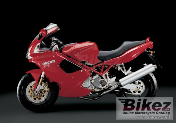 2006 Ducati ST3s ABS