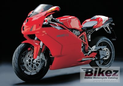 2006 Ducati 749s