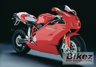 2006 Ducati 999s Superbike specifications and pictures