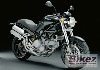 2006 Ducati Monster SR2 Dark