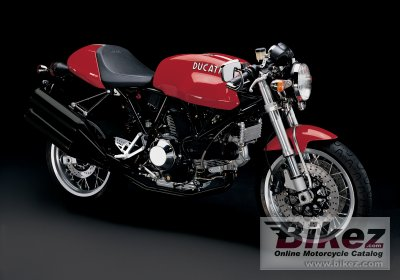 2006 ducati sportclassic sport 1000 specifications and pictures