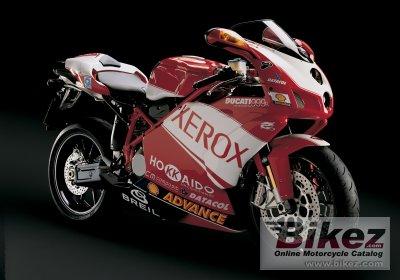 2006 Ducati Superbike 999R Xerox