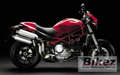2007 Ducati Monster S4R Testastretta photo