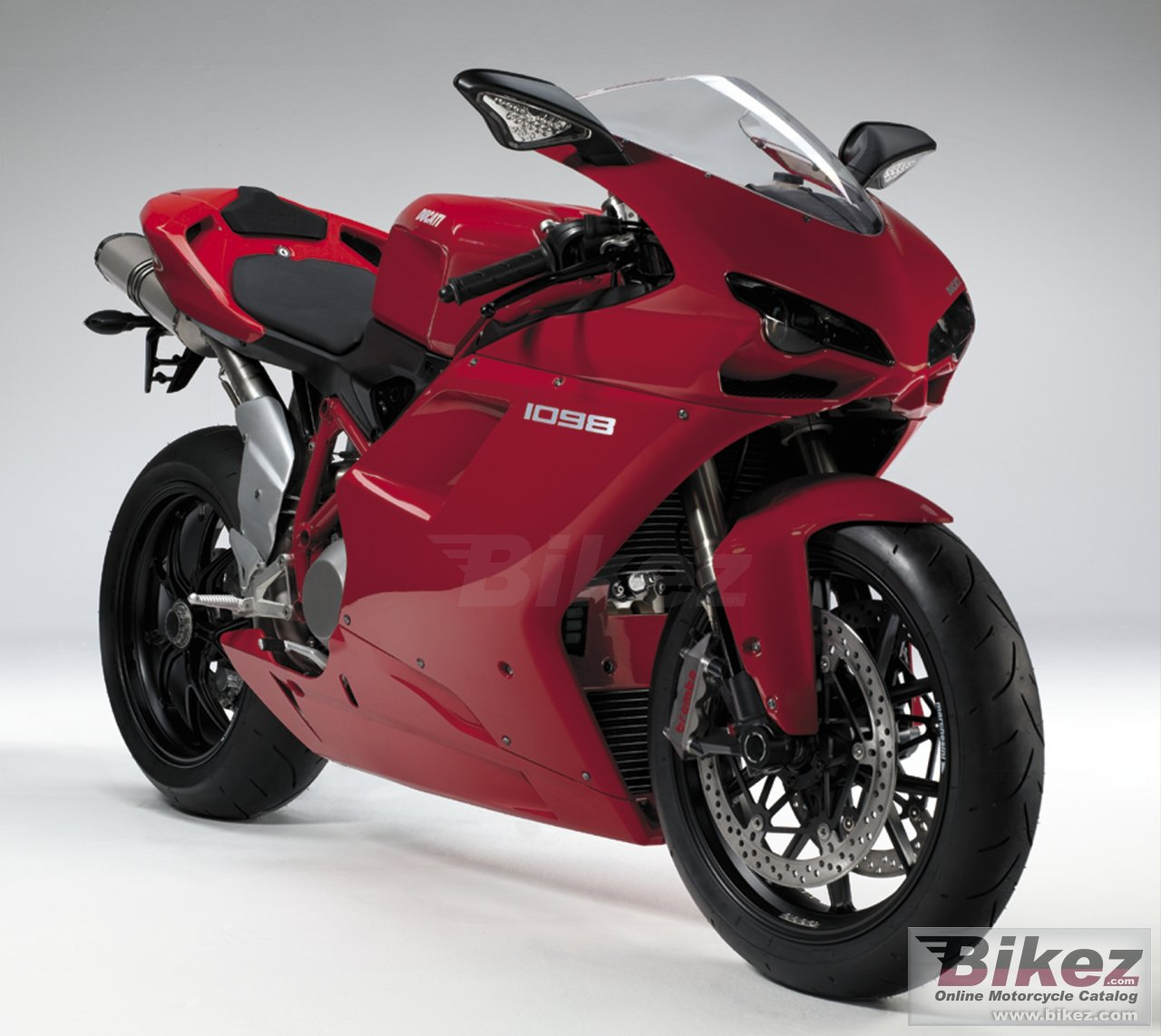 Big Ducati superbike 1098 picture and wallpaper from Bikez.com