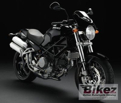 2007 Ducati Monster S2R 800