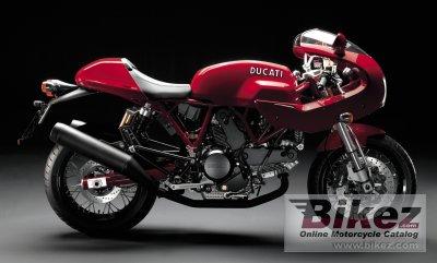 2007 Ducati Sport 1000 S