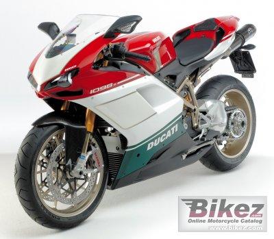 2007 Ducati Superbike 1098 S Tricolore