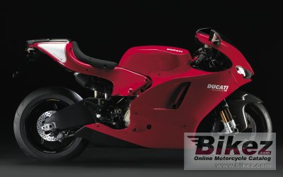 2008 Ducati Desmosedici RR photo