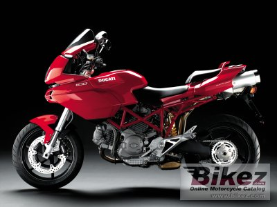 2008 Ducati Multistrada 1100 photo