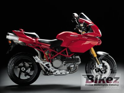 2008 Ducati Multistrada 1100 S photo