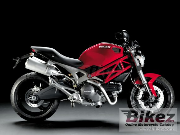 2008 Ducati Monster 696 photo