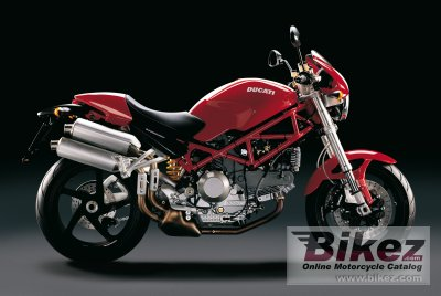 2008 Ducati Monster S2R 1000 photo