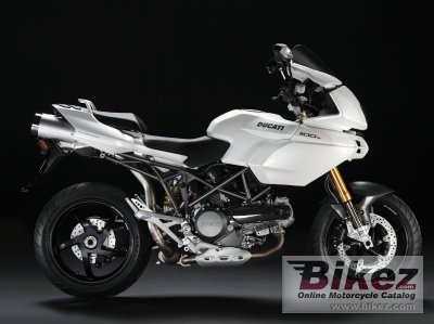 2009 Ducati Multistrada 1100S photo