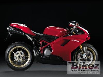 2009 Ducati Superbike 1098R