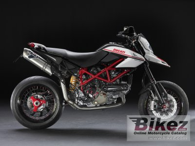 2010 Ducati Hypermotard 1100 Evo SP photo