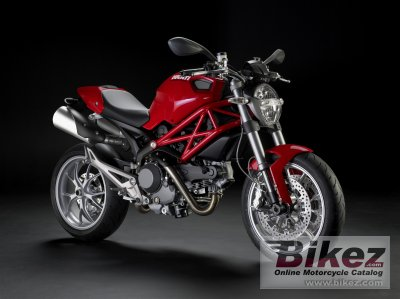 2010 Ducati Monster 1100 photo