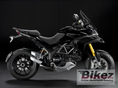 2010 Ducati Multistrada 1200 S photo