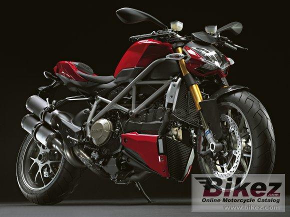 2010 Ducati Streetfighter S