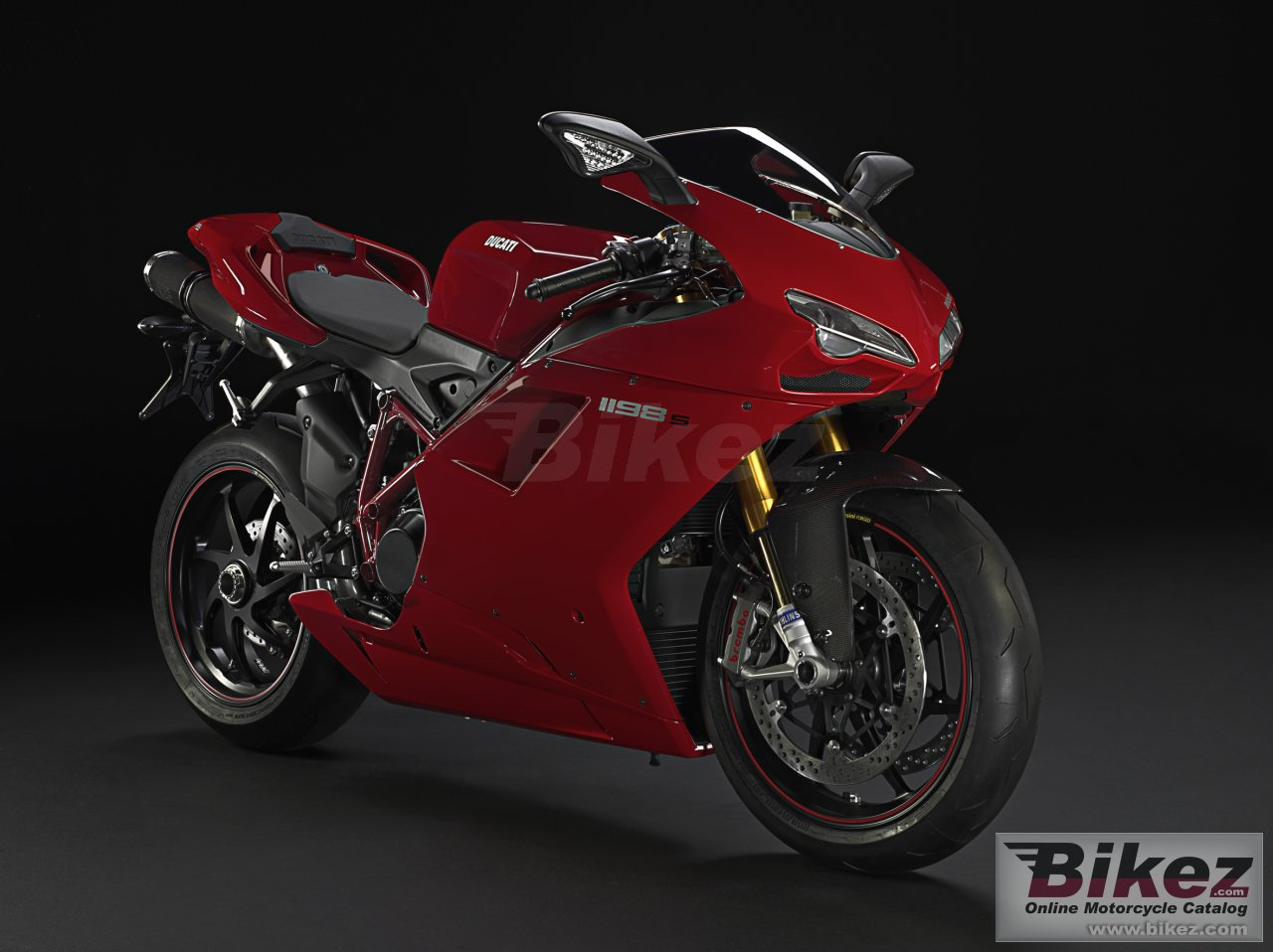 Big Ducati 1198 s picture and wallpaper from Bikez.com